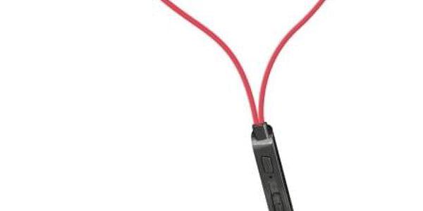 Headset Trust GXT 408 Cobra černý/červený (23029)