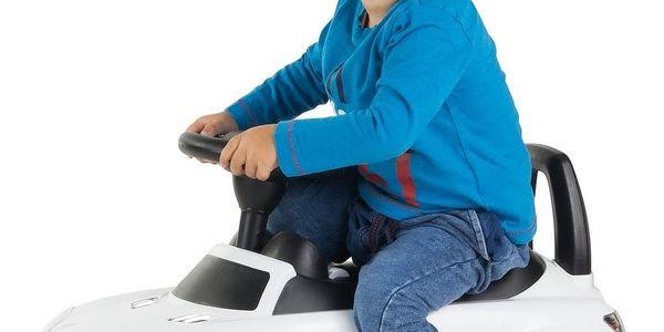 Odrážedlo Buddy Toys Mercedes bílé2