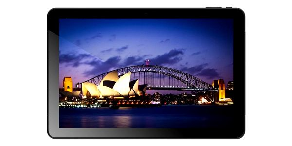 Dotykový tablet iGET SMART L103 černý (84000215)