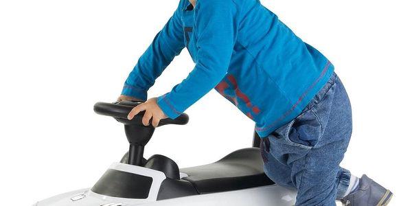 Odrážedlo Buddy Toys Mercedes bílé3