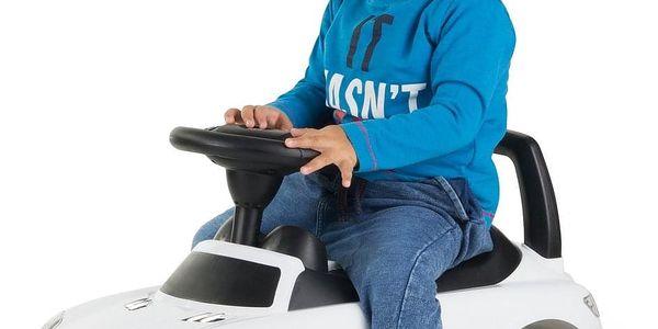 Odrážedlo Buddy Toys Mercedes bílé4