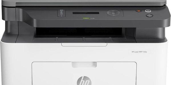Tiskárna multifunkční HP LaseJet MFP 135a (4ZB82A#B19) + DOPRAVA ZDARMA4
