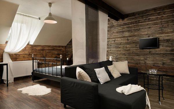 Dvoulůžkový pokoj Deluxe s manželskou postelí2