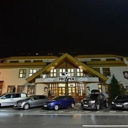 Beskydy - Valašsko: Hotel Prosper