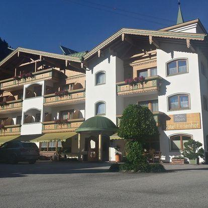 Rakousko, Tyrolsko: Alpenhotel Ferienhof