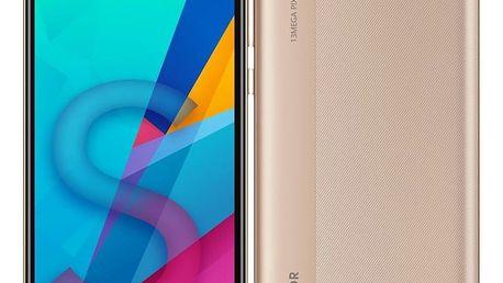 Mobilní telefon Honor 8S Dual SIM zlatý (51093UXM)