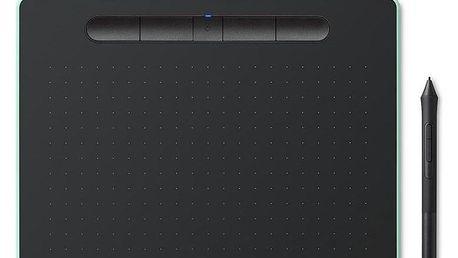 Wacom Intuos M Bluetooth - pistáciový (CTL-6100WLE)