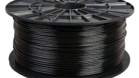 Tisková struna Filament PM 1,75 PETG, 1 kg černá (F175PETG_BK)