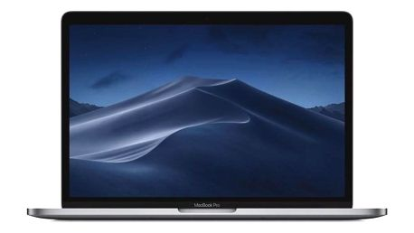 "Apple MacBook Pro 13"" s Touch Bar 128 GB (2019) - Space Grey (MUHN2CZ/A)"