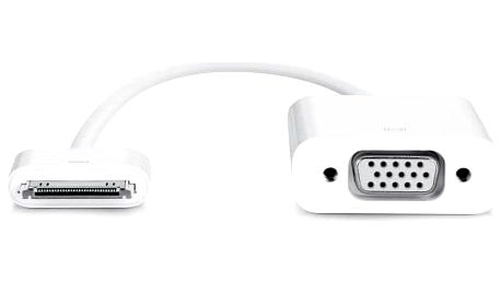 Apple iPad Dock Connector - VGA (MC552ZM/B)