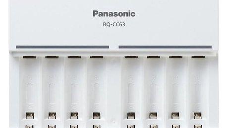 Panasonic BQ-CC63E, pro AA/AAA baterie (450032)