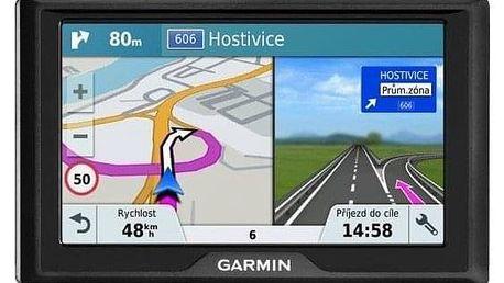 Navigační systém GPS Garmin Drive 5S EU45 černá (010-01678-18 )