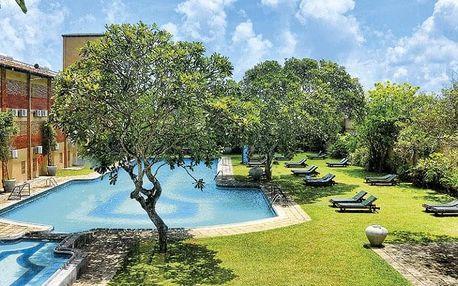 Srí Lanka letecky na 12-14 dnů