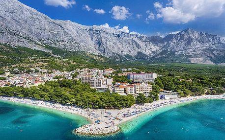 Chorvatsko - Baška Voda na 8-17 dnů, polopenze