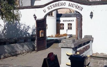 Litovel: Penzion s restaurací U Mlýna