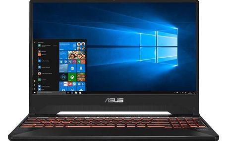 Notebook Asus TUF Gaming FX505DT-BQ051T černý (FX505DT-BQ051T)