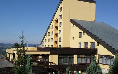 Relaxační hotel v chráněné krajinné oblasti Bílé Karpaty