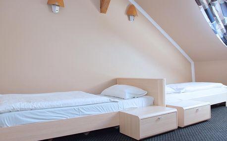 Polsko: Hotel Kęszyca Leśna