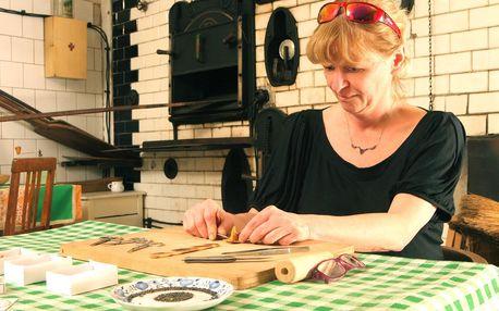 Výroba vizovického pečiva s výkladem pro děti