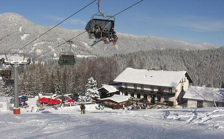Rakousko - Stuhleck: Alpengasthof Eichtbauer