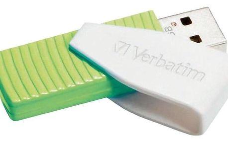 Verbatim Store 'n' Go Swivel 32GB zelený USB 2.0 (49815)