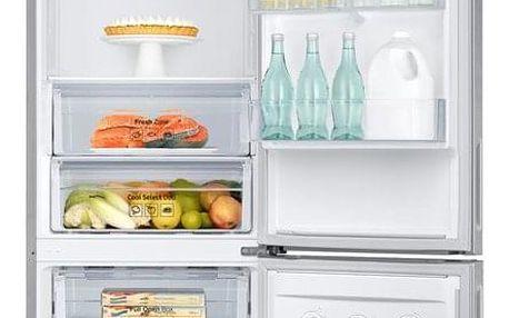 Chladnička s mrazničkou Samsung RB37J501MSA/EF