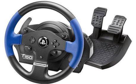Thrustmaster T150 pro PS4, PS3, PC + pedály černý (4160628)