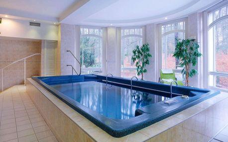 Hotel Westend**** v Mariánských Lázních s polopenzí a saunou s platností až do listopadu 2020