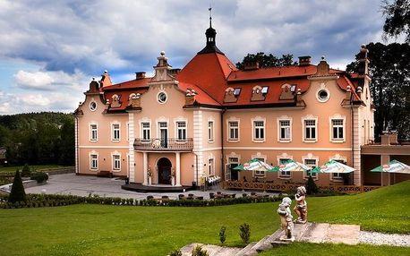 Střední Čechy: Zámek Berchtold