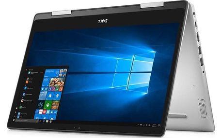 Dell Inspiron 14 2in1 (5491) Touch stříbrný (TN-5491-N2-511S)