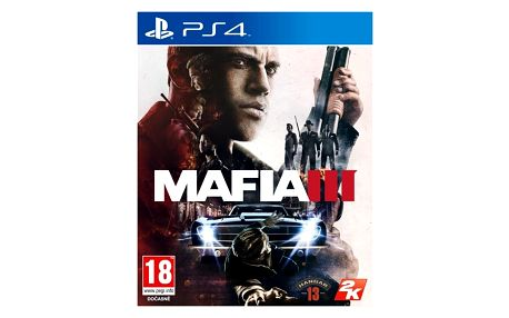 2K Games PlayStation 4 Mafia III (5026555421737)