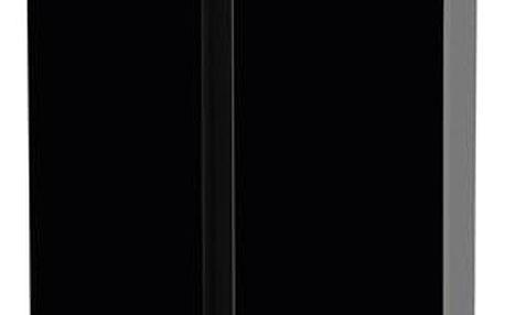 Americká lednice ETA 138990020 černá