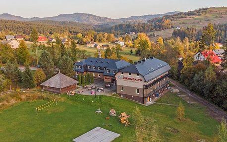Śląsk: Hotel Srebrny Bucznik