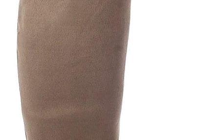 MODERN WORLD Kozačky nad kolena MD7210-3KH Velikost: 39 (25,5 cm)