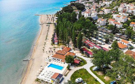 Chorvatsko - Jižní Dalmácie: Bungalow Mobile Homes Galeb Omis