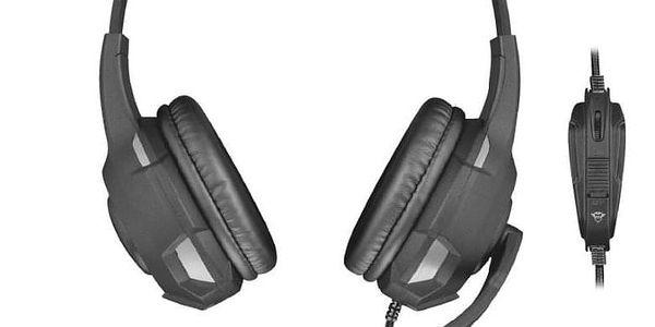 Headset Trust (22450) červený2