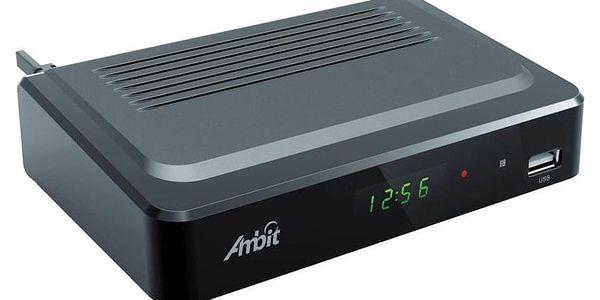 Set-top box Ambit A100T2 černý