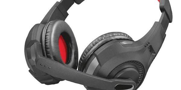 Headset Trust (22450) červený3