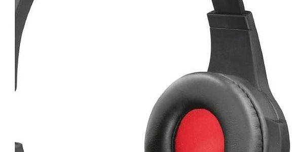 Headset Trust (22450) červený4