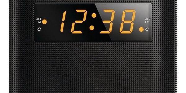 Radiobudík Philips AJ3200 černý