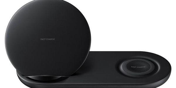 Bezdrátová nabíječka Samsung duální (EP-N6100) černá (EP-N6100TBEGWW)