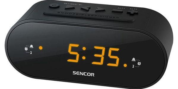 Radiobudík Sencor SRC 1100 B (35048490) černý2