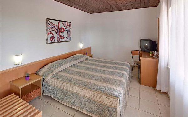 Pokoje Moj Mir a Bungalovy Savudrija Plava Laguna, Istrie, vlastní doprava, polopenze3