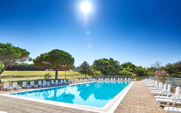 Pokoje Moj Mir a Bungalovy Savudrija Plava Laguna, Istrie, vlastní doprava, polopenze4