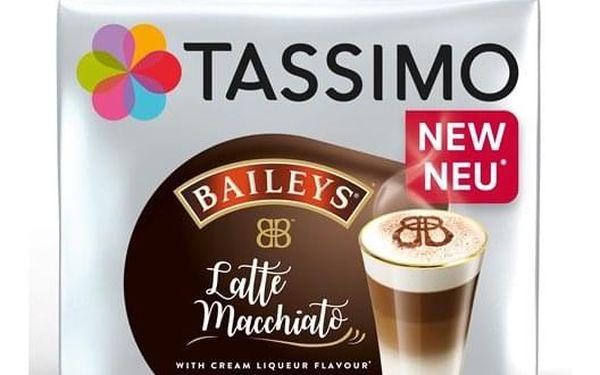 Kapsle pro espressa Tassimo Latte Macchiato Baileys