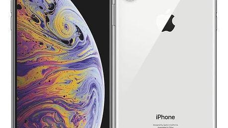 Mobilní telefon Apple iPhone Xs Max 512 GB - silver (MT572CN/A)