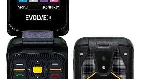 Evolveo StrongPhone F5 černý (SGP-F5-B)