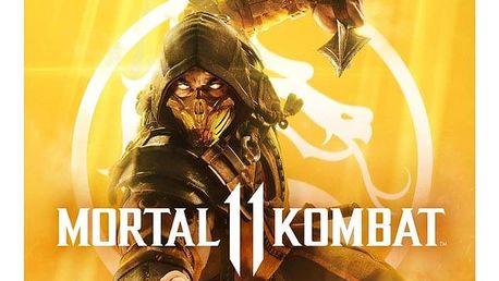 Hra Ostatní Xbox One Mortal Kombat 11 (5051892221634)