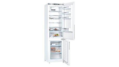 Chladnička s mrazničkou Bosch KGE39VW4A bílá