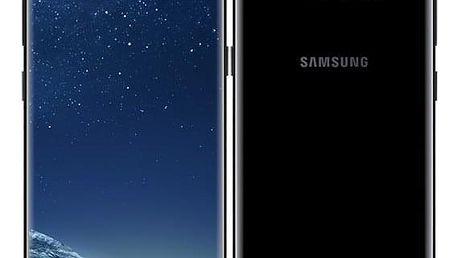 Mobilní telefon Samsung Galaxy S8 - Midnight Black (SM-G950FZKAETL)